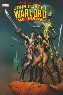 John Carter, Warlord of Mars Omnibus - Claremont, Chris, and Wolfman, Marv, and Mantlo, Bill