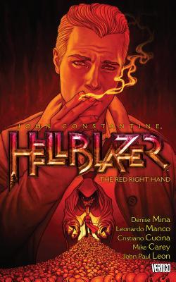 John Constantine, Hellblazer Vol. 19: Red Right Hand - Mina, Denise