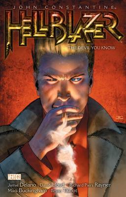 John Constantine, Hellblazer Vol. 2: The Devil You Know (New Edition) - DeLano, Jamie
