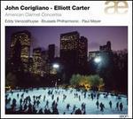 John Corigliano, Elliott Carter: American Clarinet Concertos
