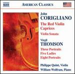 John Corigliano: The Red Violin Caprices