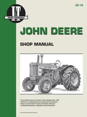 John Deere Shop Manual 520 530 620 630 720 + - Penton