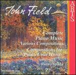 John Field: Complete Piano Music: Various Compositions, Compositions for Piano Four Hands