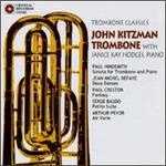 John Kitzman: Trombone, with Janice K. Hodges, Piano