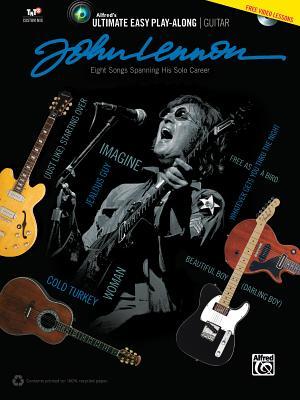 John Lennon: Eight Songs Spanning His Solo Career - Lennon, John (Composer)