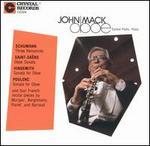 John Mack, Oboe