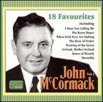 John McCormack, Vol. 1: 18 Favourites