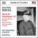 John Philip Sousa: Music for Wind Band, Vol. 14