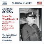 John Philip Sousa: Music for Wind Band, Vol. 14