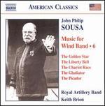 John Philip Sousa: Music for Wind Band, Vol. 6