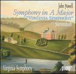 """John Powell: Symphony in A minor (""""Virginia Symphony"""")"""