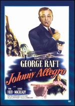 Johnny Allegro - Ted Tetzlaff