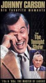 Johnny Carson: His Favorite Moments from The Tonight Show - '70s & '80s, The Master of Laughs