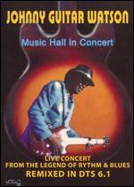 Johnny Guitar Watson in Concert