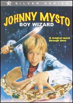 Johnny Mysto Boy Wizard - Jeff Burr
