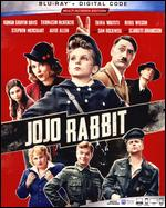 Jojo Rabbit [Includes Digital Copy] [Blu-ray] - Taika Waititi