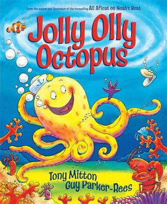 Jolly Olly Octopus - Mitton, Tony