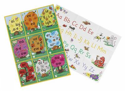 Jolly Phonics Alternative Spelling and Alphabet Posters - Lloyd, Sue