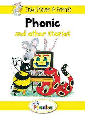 Jolly Phonics Paperback Readers, Level 3 Phonic's Fantastic Facts: in Precursive Letters (BE) - Wernham, Sara