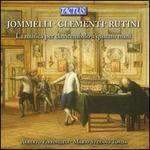 Jommelli, Clementi, Rutini: La musica per clavicembalo a quattro mani