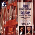 Jongen: Symphonie Concertante; Saint-Saëns: Symphony No.3