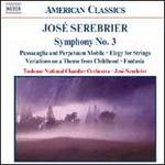 Jos� Serebrier: Symphony No. 3 and other works