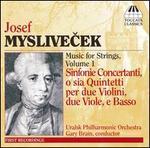 Josef Myslivecek: VI Sinfonie Concertanti, Op. 2