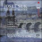 Josef Suk: Piano Works