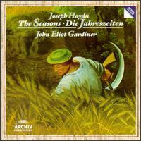 Joseh Haydn: The Seasons - Die Jahreszeiten - Andreas Schmidt (bass); Anthony Rolfe Johnson (tenor); Barbara Bonney (soprano); John Eliot Gardiner (conductor)