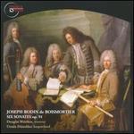 Joseph Bodin de Boismortier: Six Sonatas Op. 91