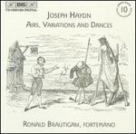Joseph Haydn: Airs, Variations and Dances