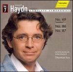 "Joseph Haydn: Complete Symphonies, No. 69 ""Laudon"", 86, 87"
