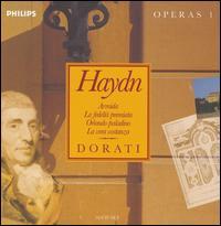 Joseph Haydn Operas 1 [Box Set] - Alan Titus (vocals); Antal Doráti (harpsichord); Anthony Rolfe Johnson (vocals); Arleen Augér (vocals);...