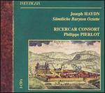 Joseph Haydn: Sämtliche Baryton Octette