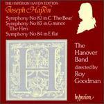 Joseph Haydn: Symphonies Nos. 82-84