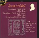 Joseph Haydn: Symphony No. 82 (The Bear); Symphony No. 83 (The Hen); Symphony No. 84