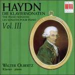 Joseph Haydn: The Piano Sonatas, Vol. 3