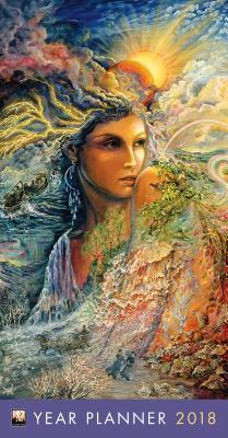 Josephine Wall - Celestial Journeys (Planner 2018) - Flame Tree Studios (Creator), and Wall, Josephine