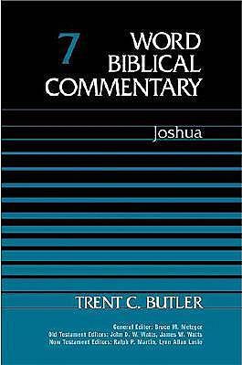 Joshua - Butler, Trent C, Dr.