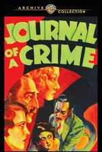 Journal of a Crime - William Keighley