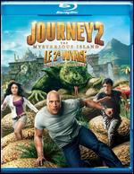 Journey 2: The Mysterious Island [French] [Blu-ray]