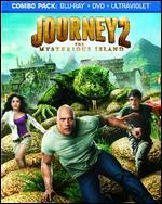 Journey 2: The Mysterious Island [Includes Digital Copy] [UltraViolet] [Blu-ray]