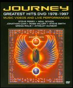 Journey: Greatest Hits DVD 1978-1997 - Videos and Live Performances -