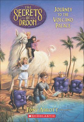 Journey to the Volcano Palace - Abbott, Tony