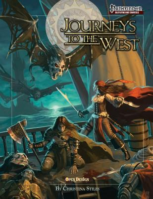 Journeys to the West: Pathfinder RPG Islands and Adventures - Stiles, Christina, and Baur, Wolfgang, and Suskind, Brian