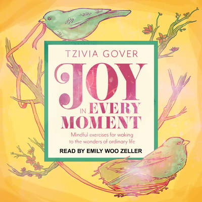 Joy in Every Moment: Mindful Exercises for Waking Up to the Wonders of Ordinary Life - Gover, Tzivia, and Zeller, Emily Woo (Narrator)