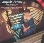 Joyce Jones at the organ of the Cadet Chapel United States Military Academy
