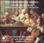 Juan Cris?stomo de Arriaga: L'�uvre orchestrale