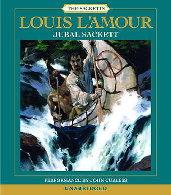 Jubal Sackett - L'Amour, Louis, and Curless, John (Read by)