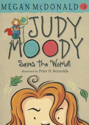 Judy Moody Saves the World! - McDonald, Megan